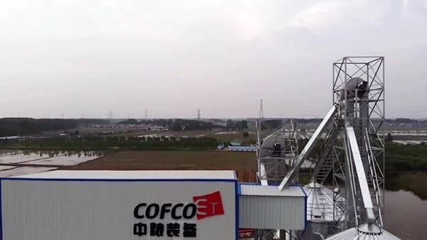 COFCO-steel-silo