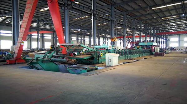corrugated-plate-forming-production-line
