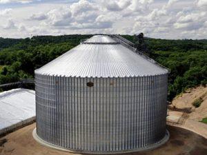 4-in-1 Grain Storage Technology in Steel Silo