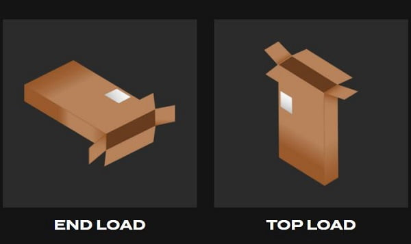 top-load-and-end-load