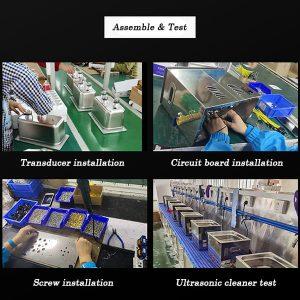 Ultrasonic Benchtop Cleaner
