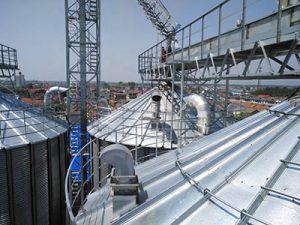 Corrugated Steel Silo Usage and Management for Bulk Grain Storage
