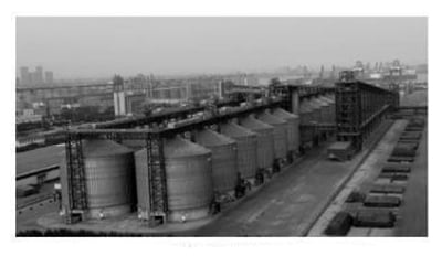 third-phase-bulk-grain-metal-silo-of-the-Rizhao-Port